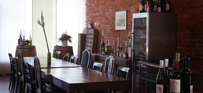 Raum für Wein 2